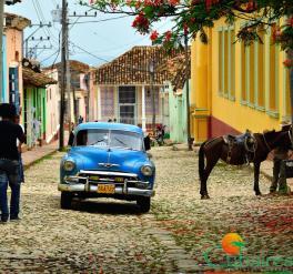 Basics: La Habana - Cienfuegos - Trinidad